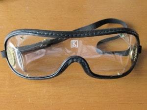 こんな保護メガネも