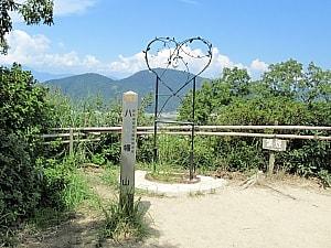 八幡山城址3