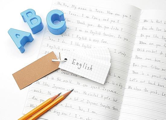英語の勉強イメージ