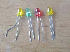 砲弾型LED