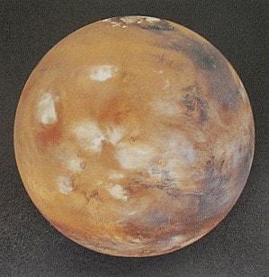 火星 NASAより