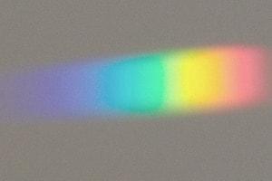 太陽光の分光