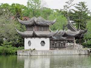 中国パビリオン