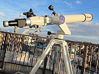 私の望遠鏡