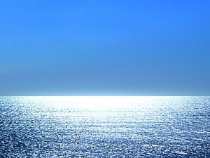 母なる海のイメージ
